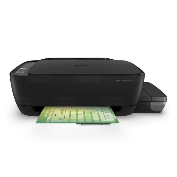 impresora, multifuncional, hp, ink, tank, wireless, 415