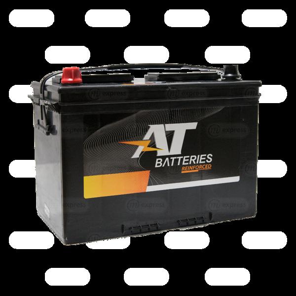batería, carro, at, 47-550, acumulador, pila