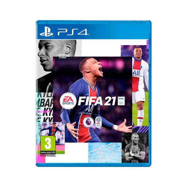 juego, ps4, fifa21, futbol