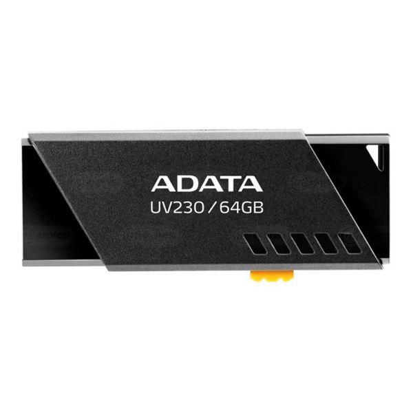 memoria, usb, adata, uv230, 64gb, computo, llave maya,