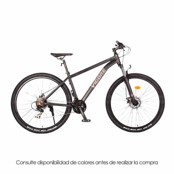 bicicleta, vigore, mtb-27.5, hombre, bici, velocidipedo