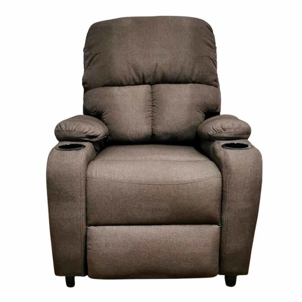 sillón, reclinable, hunter, f650-35