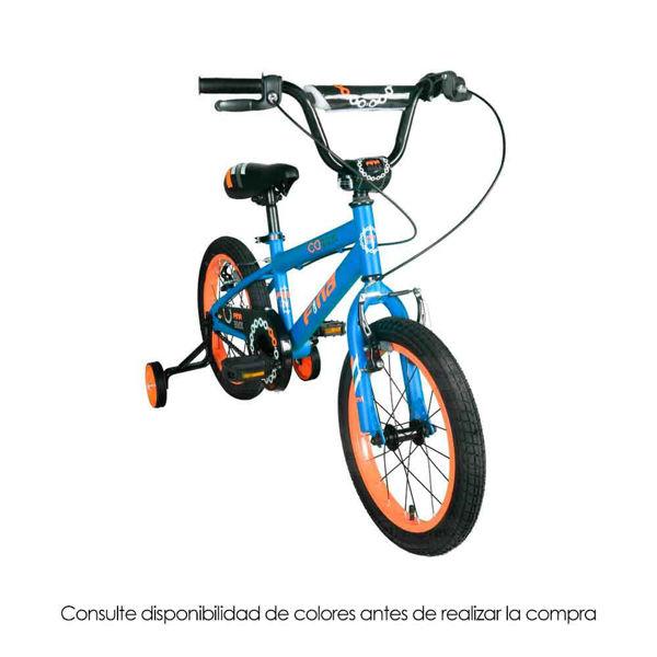 bicicleta, bienestar, movilidad, ecologia, fina, bmx-16, cobra