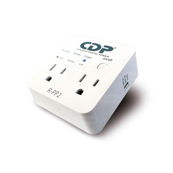 accesorios, protector, eléctrico, cdp, r-pp2, regulador, picos, voltaje
