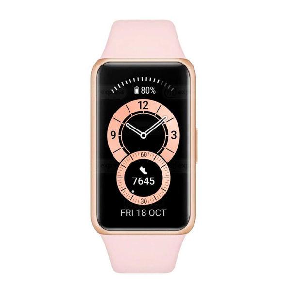 tecnologia, reloj, huawei, band-6, pro, smartwatch, inteligente, banda, ejercicio