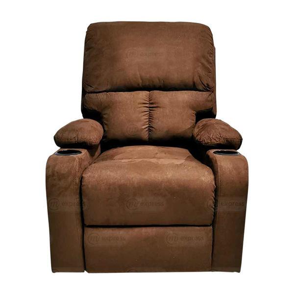 muebles, sillon, reclinable, hunter, h500mf, sala, descanso, sillones