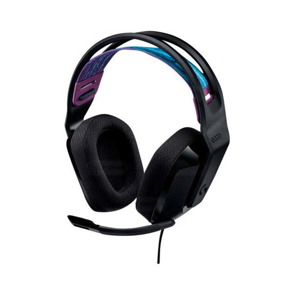 accesorios, gamer, audifonos, diadema, logitech, g335. juegos, gaming, periferico, headset